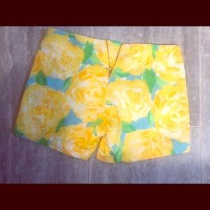 Lilly Pulitzer 00 shorts
